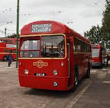 Trolleybus Museum at Sandtoft